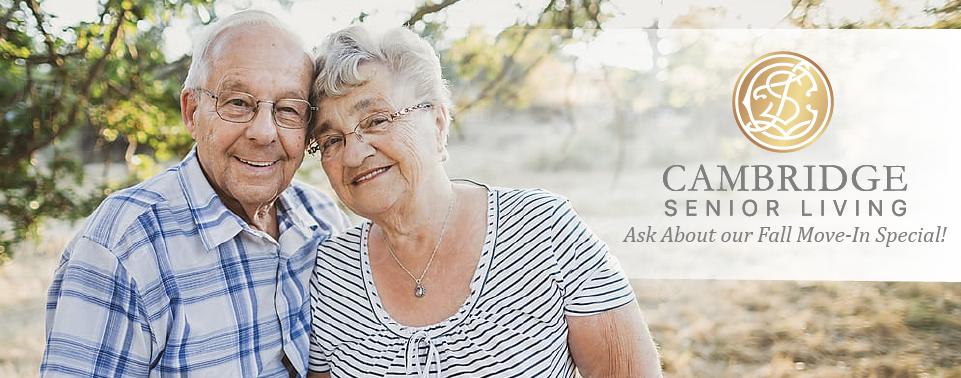 Senior Living Elderly Couple