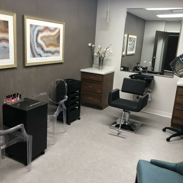 Serenity Salon and Spa - Right Onsite at Cambridge Senior Living